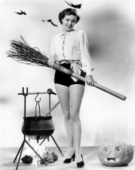 Nancy Gates Halloween