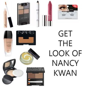 1960's Nancy Kwan Makeup