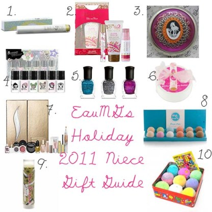 Holiday Gift Guide 2011