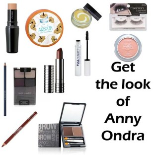 1920's Anny Ondra Makeup LOOK