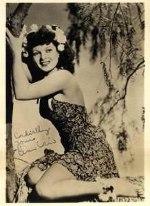 Ann Corio tropical