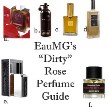 Dirty Rose Perfume Guide