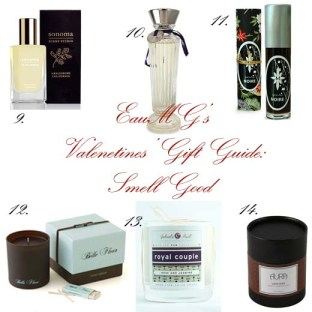 Valentine's Gift Guide 2012