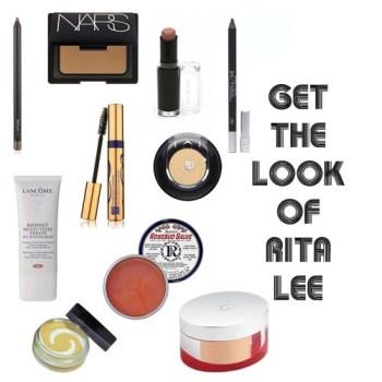 Rita Lee Makeup Look