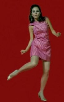 dancing Barbara Parkins