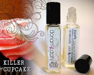 Dorian + Dahl Killer Cupcake perfume