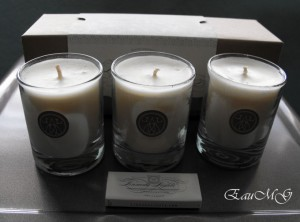 Linnea Lights Candles gift set