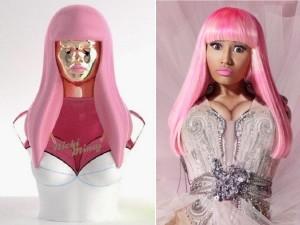Nikki Minaj Pink Friday perfume