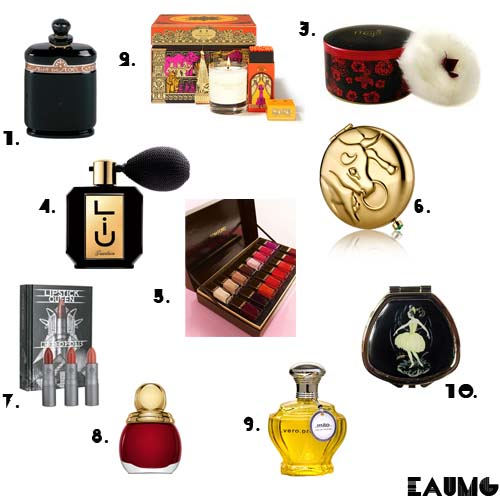 EauMG Holiday 2012 Gift Guide
