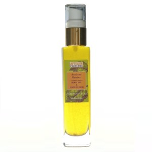 Aftelier Ancient Resins Body Oil