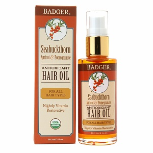 Badger Hair Oil
