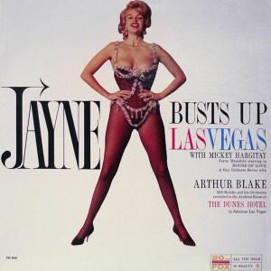 Jayne Mansfield Las Vegas