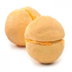 LUSH Yuzu and Cocoa Bubble Bar