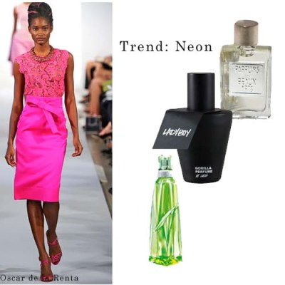 neon spring summer fashion