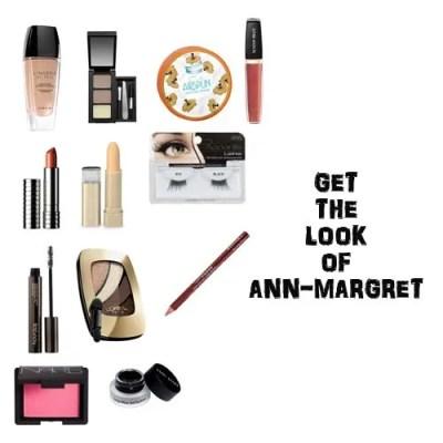 Ann-Margret Makeup