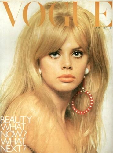 Britt Ekland 1966