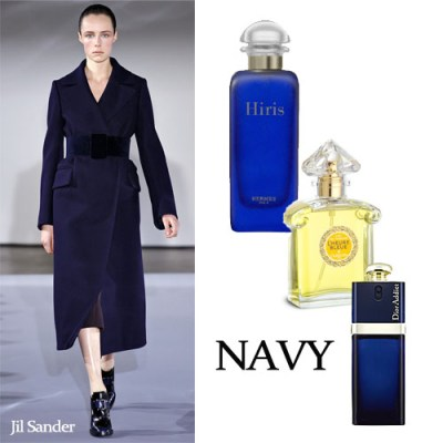 Navy A/W 2013