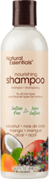 Natural Essentials shampoo