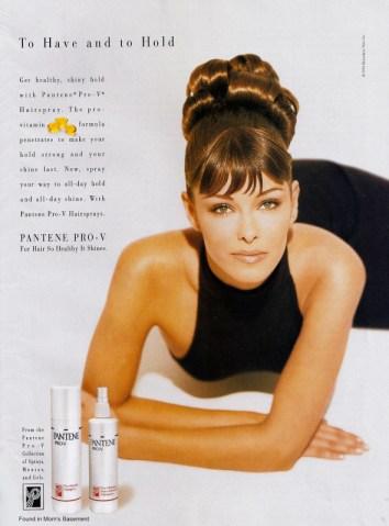 1996 Pantene Ad
