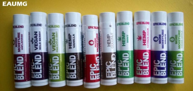 Epic Blend Lip Balms