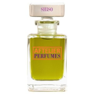 Aftelier Shiso perfume