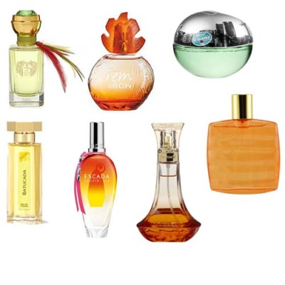 Brazil perfumes