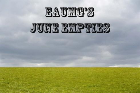 June Empties