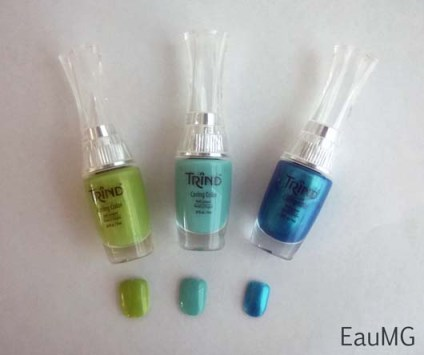 Trind Caring Color Nail Polish