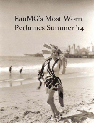 most worn summer perfumes