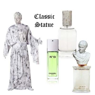 Halloween Statue Perfume