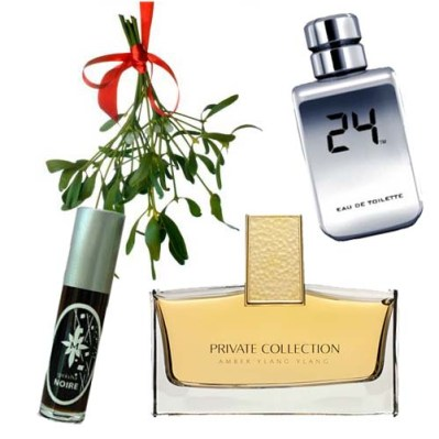 winter date perfumes