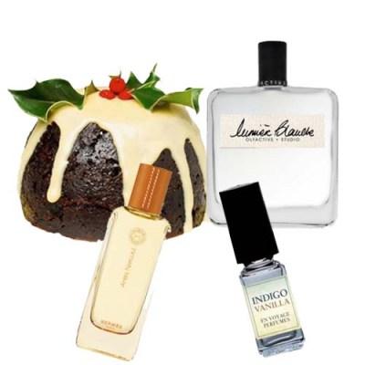 winter perfume picks