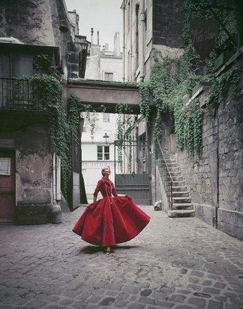1955 Dior Ad