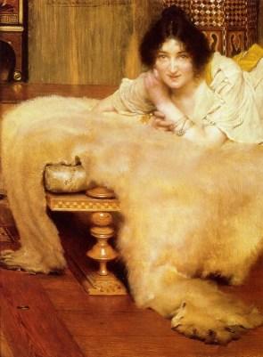 Alma Tadema painting