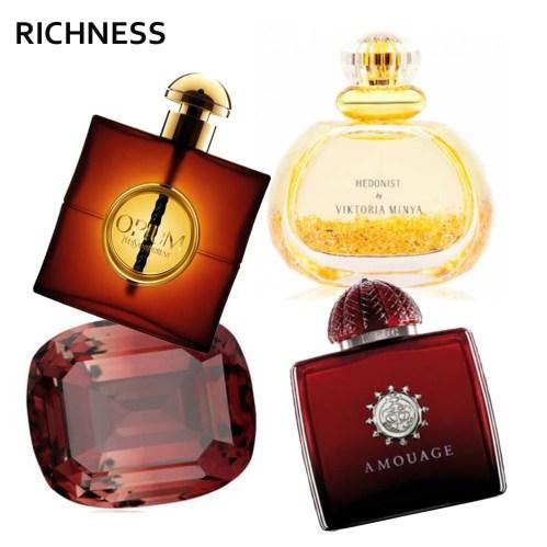 Pantone and perfume