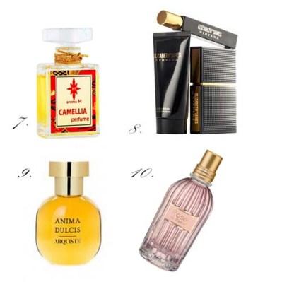 Valentine's Day Perfumes