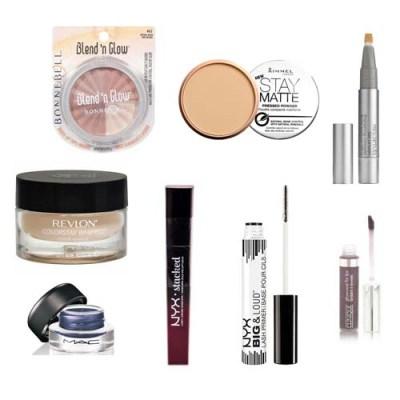 March makeup empties