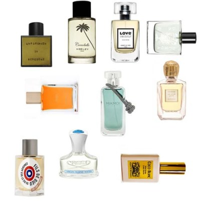 coconut perfumes