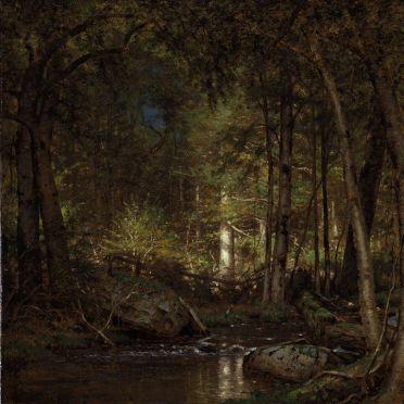 Thomas Worthington Whittredge 1882