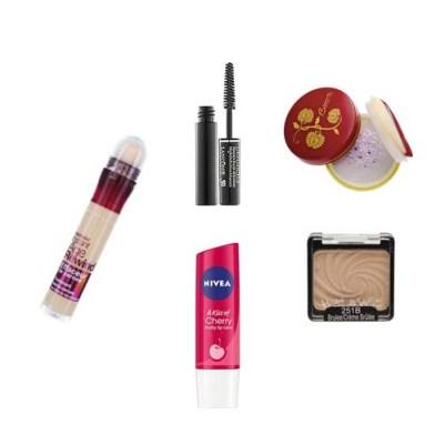 September Makeup Empties