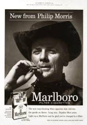 1955 Marlboro Man