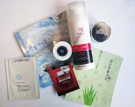 February 2016 Skincare Empties