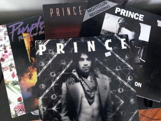 Prince records