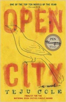 Teju Cole Open City