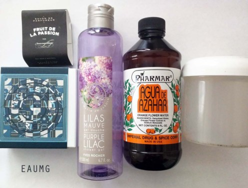 bath and body empties
