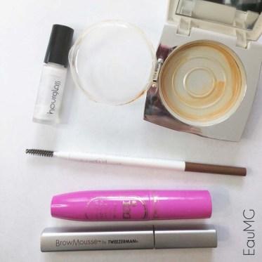 January makeup empties
