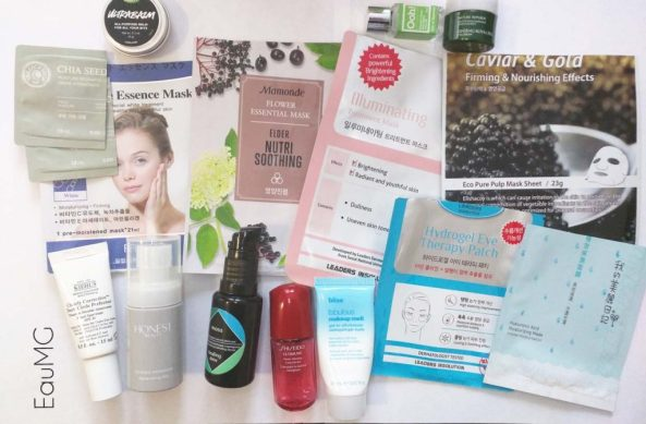 EauMG January Empties