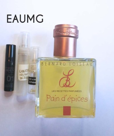 March 2017 Fragrance Empties