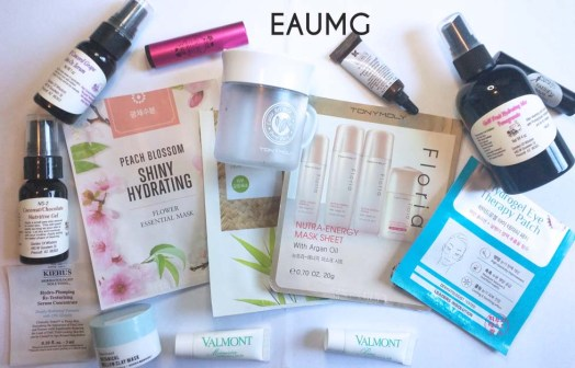 March 17 Skincare Empties