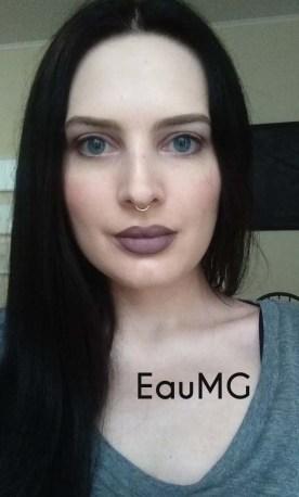 July makeup